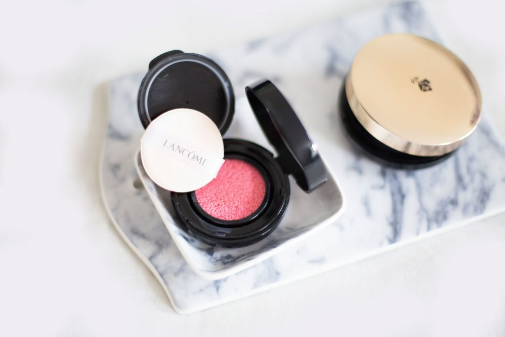 article-beaute-make-up-blogueuse-belge-cushion-blush-ultra-lancome